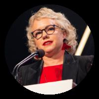 Portrait of Professor Julie-Anne Leask